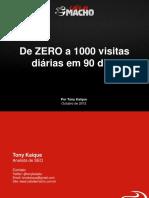 De Zero a 1000 Visitas Dirias Em 90 Dias 121016202029 Phpapp01