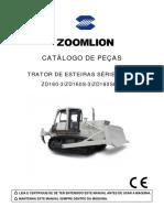 ZD160 Catalogo de PeçasZOOLIONM