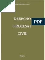 Libro Procesal Civil-Tomo I Mario Aguirre Godoy