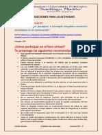 INSTRUCCIONES PARA LA ACTIVIDAD-4
