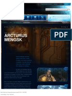 Arcturus Mengsk - Game - StarCraft II