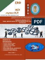 Grupo7 - Importancia de Los Equipos en Las Organizaciones