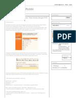 Tutorial Membuat Pemesanan Tiket Kereta dengan PHP-MySQL