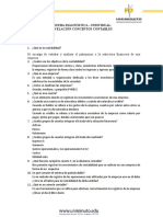 Actividad 1 - Prueba Diagnostica - 1 marzo 2021
