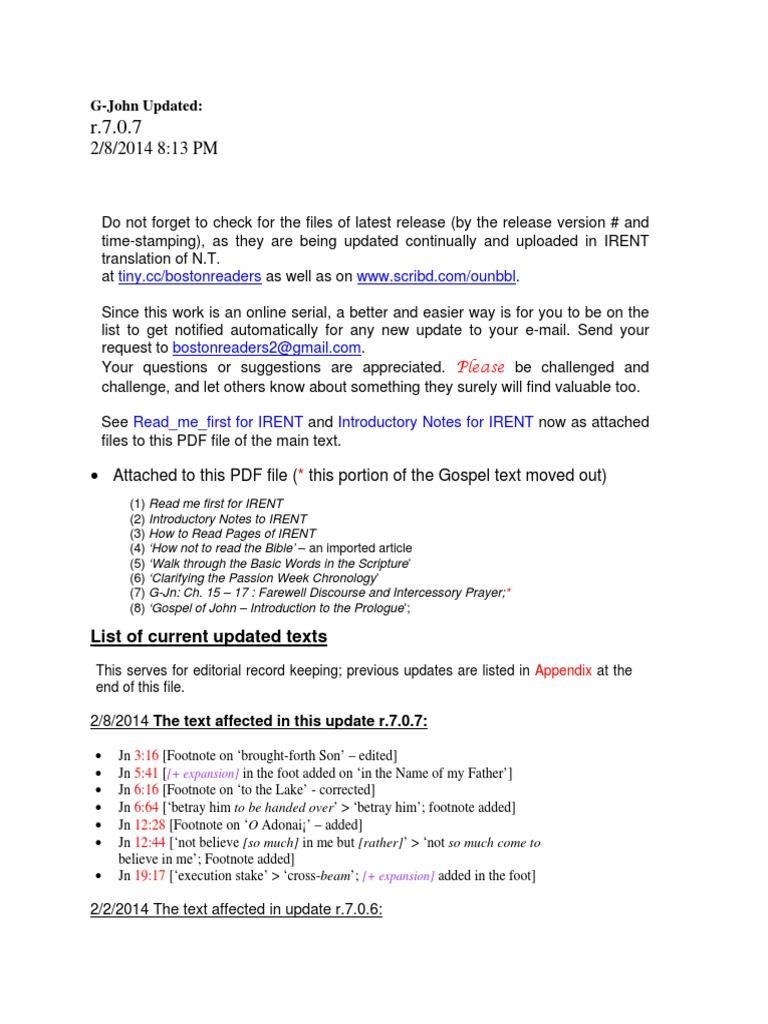 Passion Translation Bible Pdf