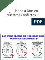 Agradando a Dios en Nuestra conflictos II