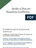 Agradando a Dios en Nuestra conflictos