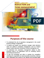 Introduction of POM Course Jan 2021