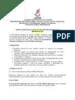 Enviando Por Email Especializacao Em Gestao Publica Municipal 2020 Edital RETIFICACAO