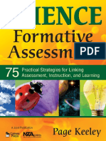 Science Formative Assessment 75 Practical Strategies for Linking Assessment Instruction and Learning