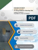 EMTK PUBEX 2020