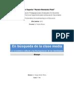 02-Problemática Antropológica de la Educación.SergioVillone.Ensayo sobre la clase media