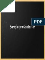 MI Al ayah Mranggen - Sample Presentation