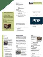 Crescitelli - EdTech 541 - Tech Fund Flyer