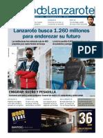 DIARIO DE LANZAROTE - Marzo de 2021