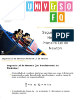 2_Segunda Lei de Newton e Primeira Lei de Newton