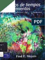 Meyers - Estudio de Tiempos y Movimientos para la Manufactura Ágil - 2 ed