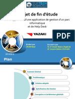 2015 07 14 Presentation Pfe Gestion Parc Informatique