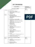 Lilo-1-Jahresplanung