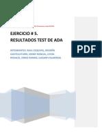 Taller de sensibilidad y especificidad ADA Grupo 2 Maestria