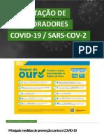 Capacitação Funcionários - Contra COVID 19