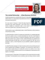 The_Limited_Partnership_-_A_New_Business_Structure