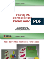 Teste de Consciência Fonológica (1)