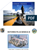 clases de motores de Seneca III