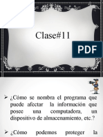 Clase#11