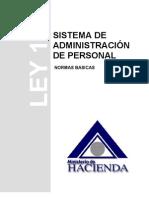 Sistemas de Administracion de Personal-SAP