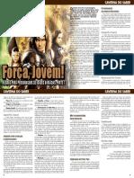Caverna Do Saber - Regras Para Personagens de Idades Variadas Pt.1