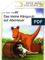 Maar, Paul - Das Kleine Kaenguruh Auf Abenteuer