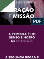 Movimentos Espirituais- Oração e Missão PDF