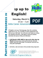Step Up To English