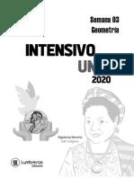 Intensivo uni cesar vallejo semana 3 GEOMETRIA 2020-2