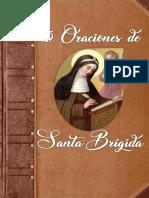 Oraciones de Santa Brigida para 1 año