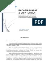 Buku Bacaan Sholat PDF