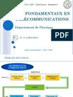 Cours Les Fondamentaux en Télécommunications SMP S6