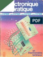Electronique Pratique 001 Janvier 1978