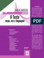 FIGUEIREDO, M. F. A retórica das paixões revisitada, 2018. p. 141-158.