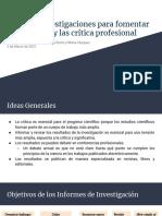 Equipos 2 Principos científicos en investigación educativa_Equipo 6