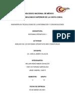 ACT1_ANÁLISIS DE LOS SISTEMAS OPERATIVOS MÁS COMERCIALES.