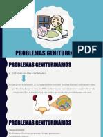 Problemas geniturinários na terceira idade
