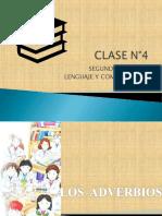 Clase N°4 - Segundo Semestre 4° Básico