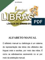 Alfabeto Datilologico Em Libras Primeira Aula Alfabeto Manual