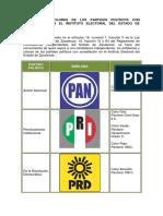 Emblemas y Colores de Los PP