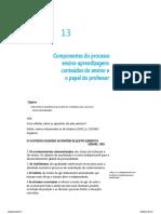 7. Didatica-Conteudos e papel do Professor