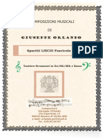 Liscio Fasc.1 Spartiti -g.orlando