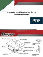 Proteção em Máquinas para Madeira