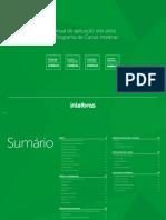 Manual de aplicação dos selos do Programa de Canais Intelbras